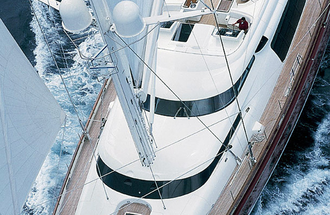 Alloy Yachts Georgia