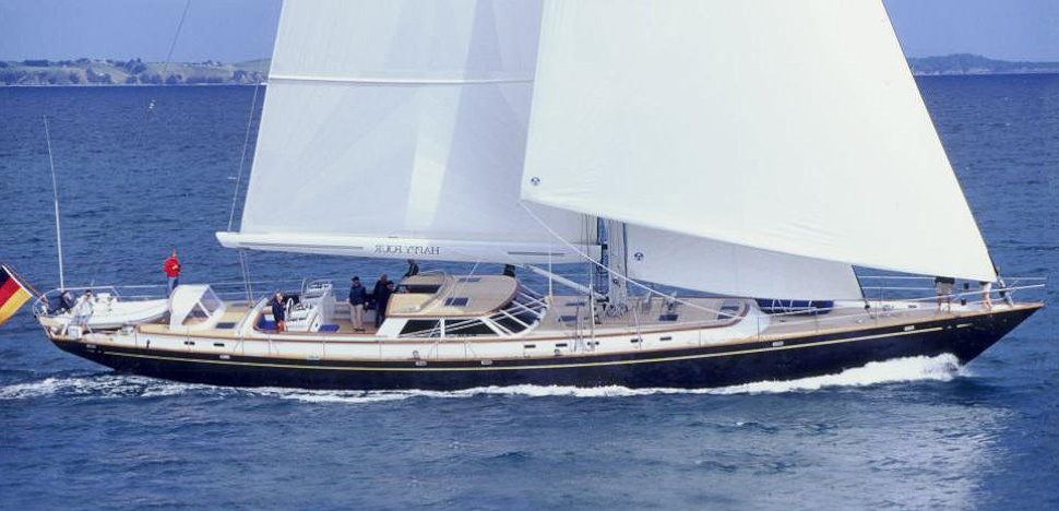 Alloy Yachts Irelandia