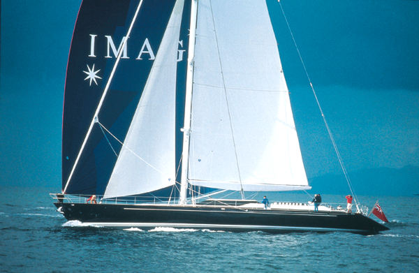 Alloy Yachts Imagine