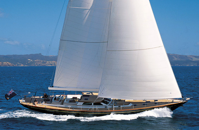 Alloy Yachts Savannah