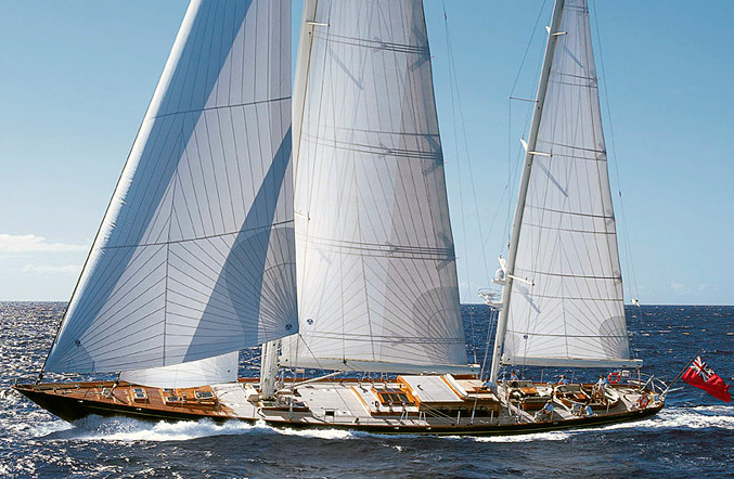 Alloy Yachts Victoria of Strathearn