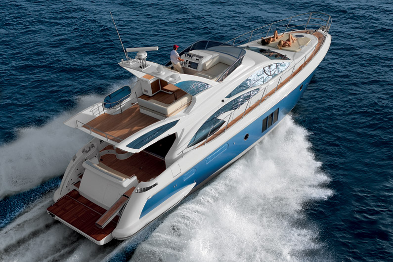 Azimut 60 yacht for sale