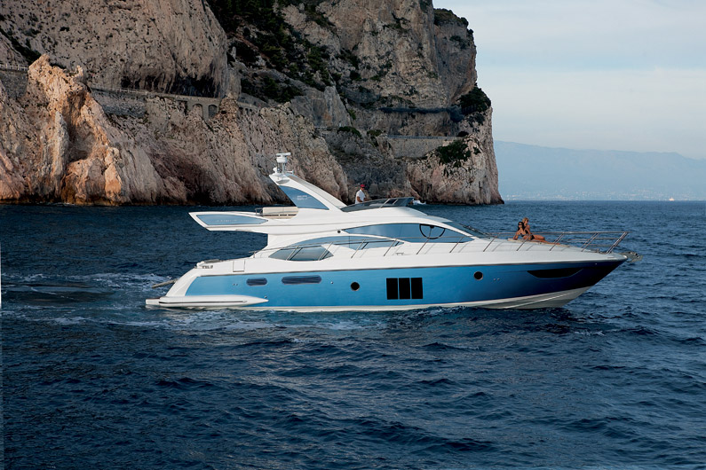 Azimut 60 Flybridge Yacht for Sale