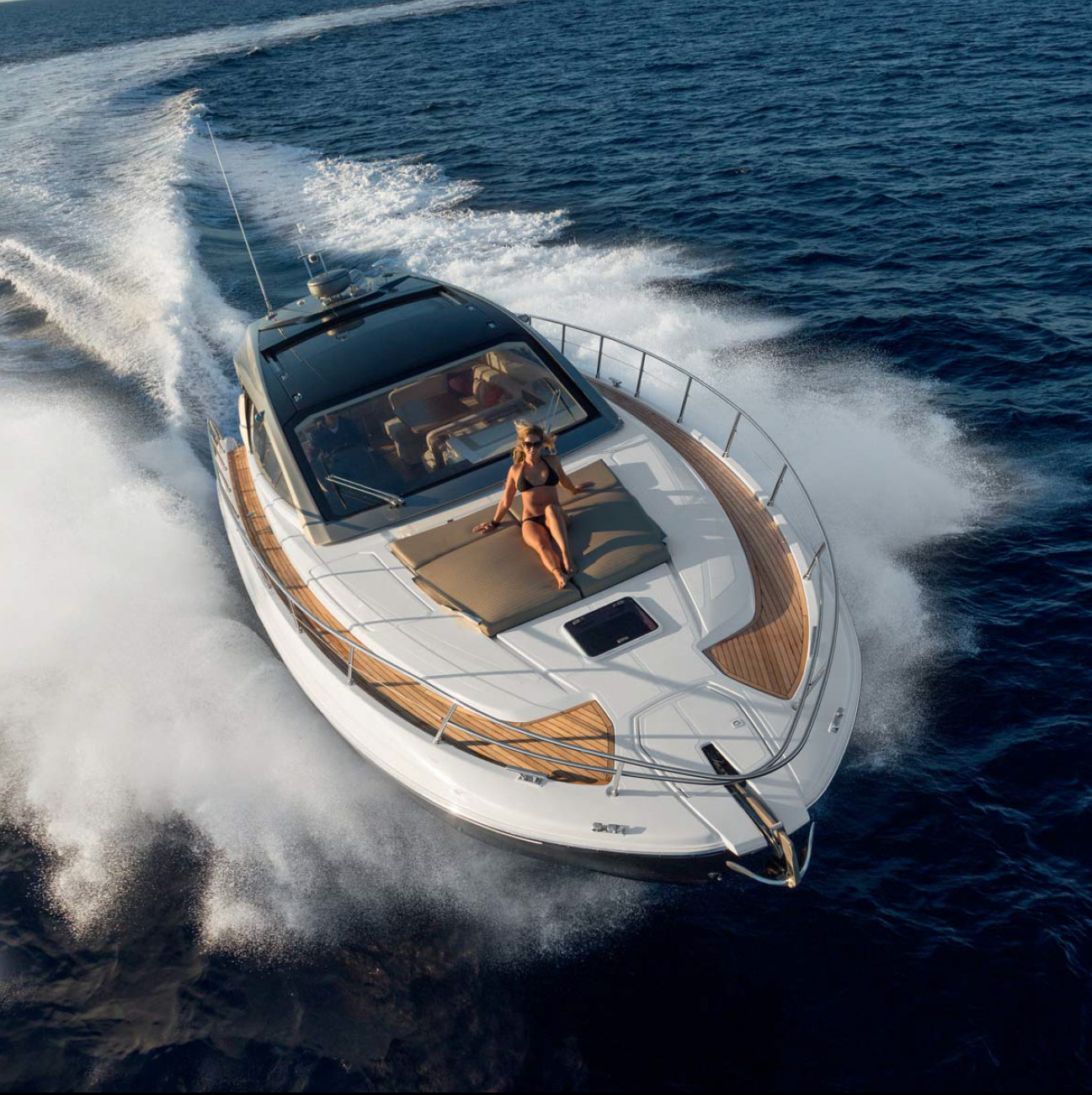 Azimut Atlantis 50 Run
