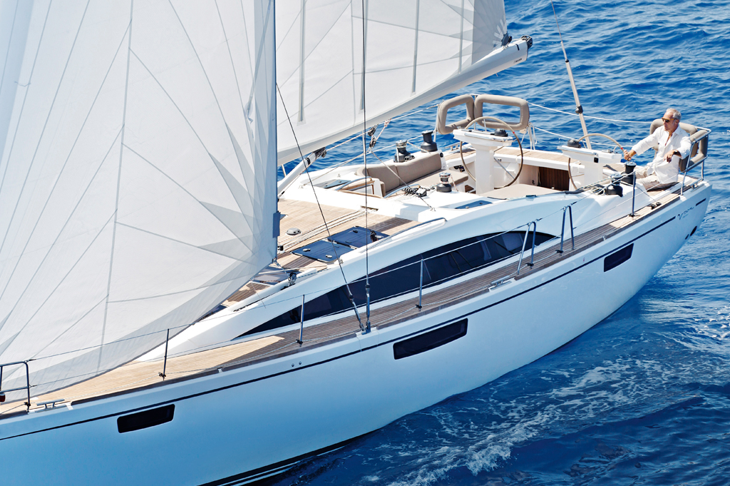 Bavaria 46 sailboat for sale