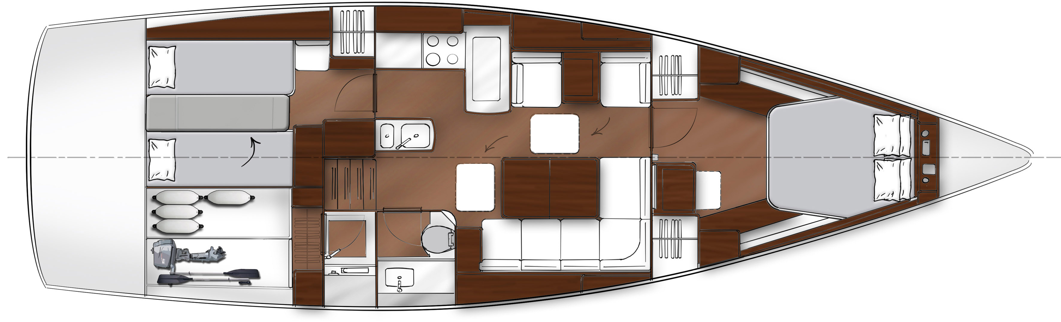 Bavaria Vision 46 Layout 1