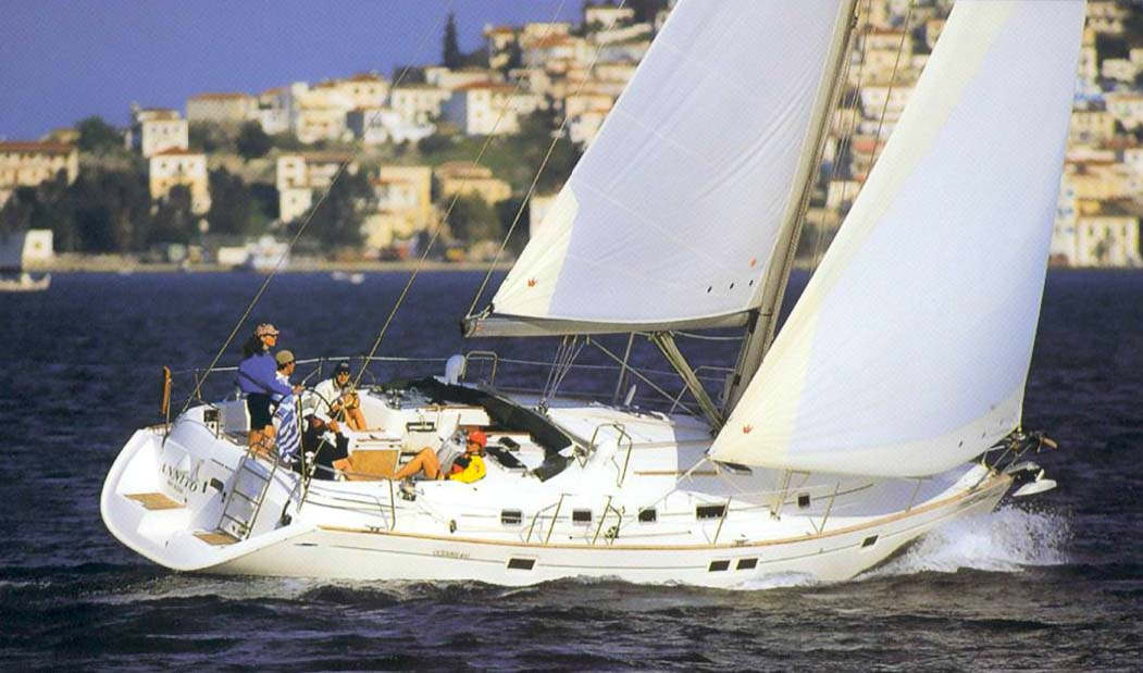 Beneteau Oceanis 461 for sale