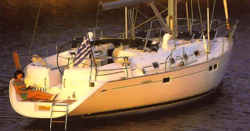 Beneteau 461 for sale