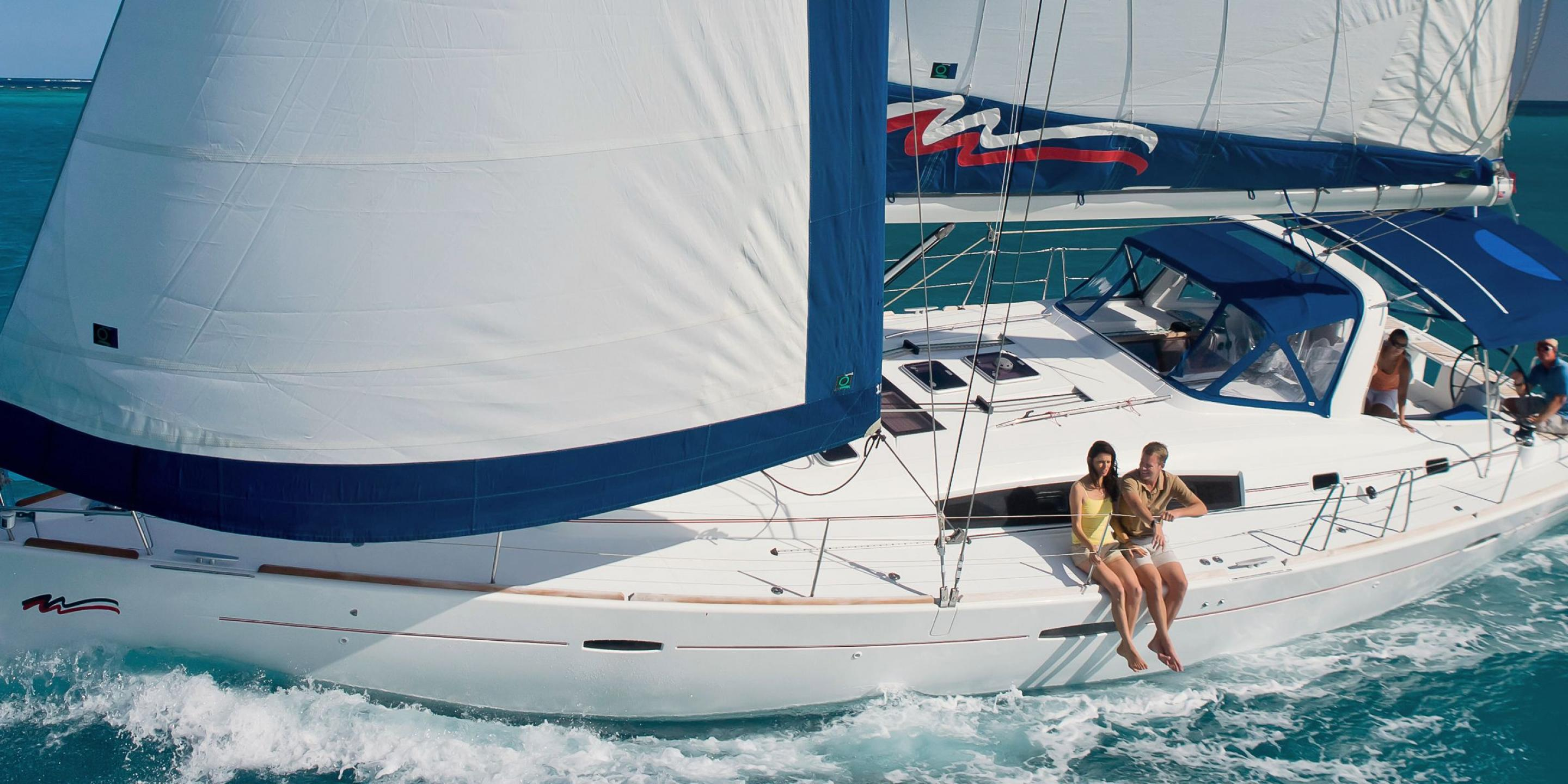 Beneteau Moorings 50.5 for sale