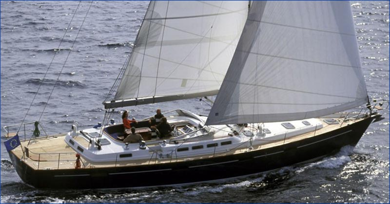 Beneteau 57 Sailboat for sale