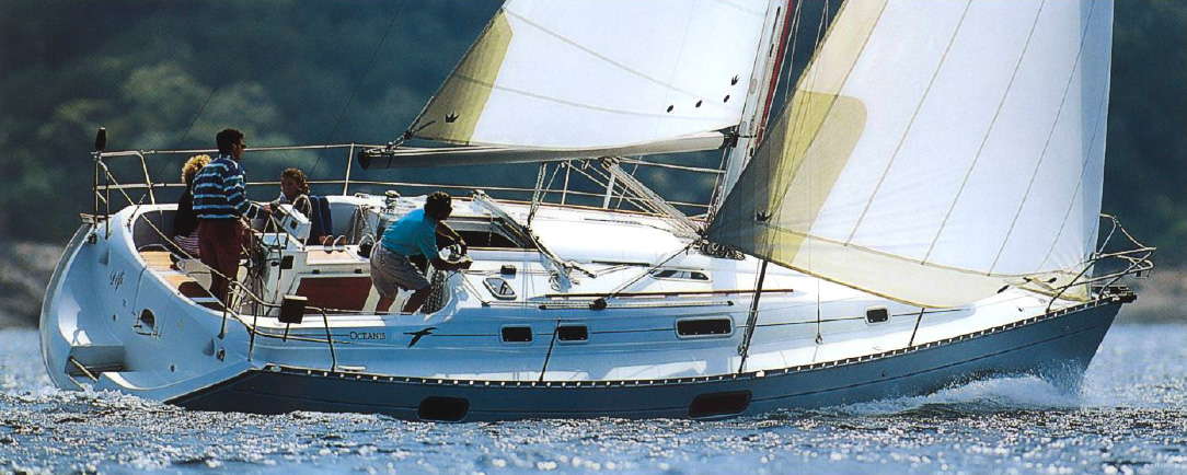 Beneteau Oceanis 352 for sale