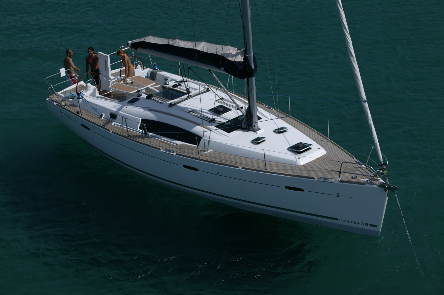 Beneteau Oceanis 43 for sale