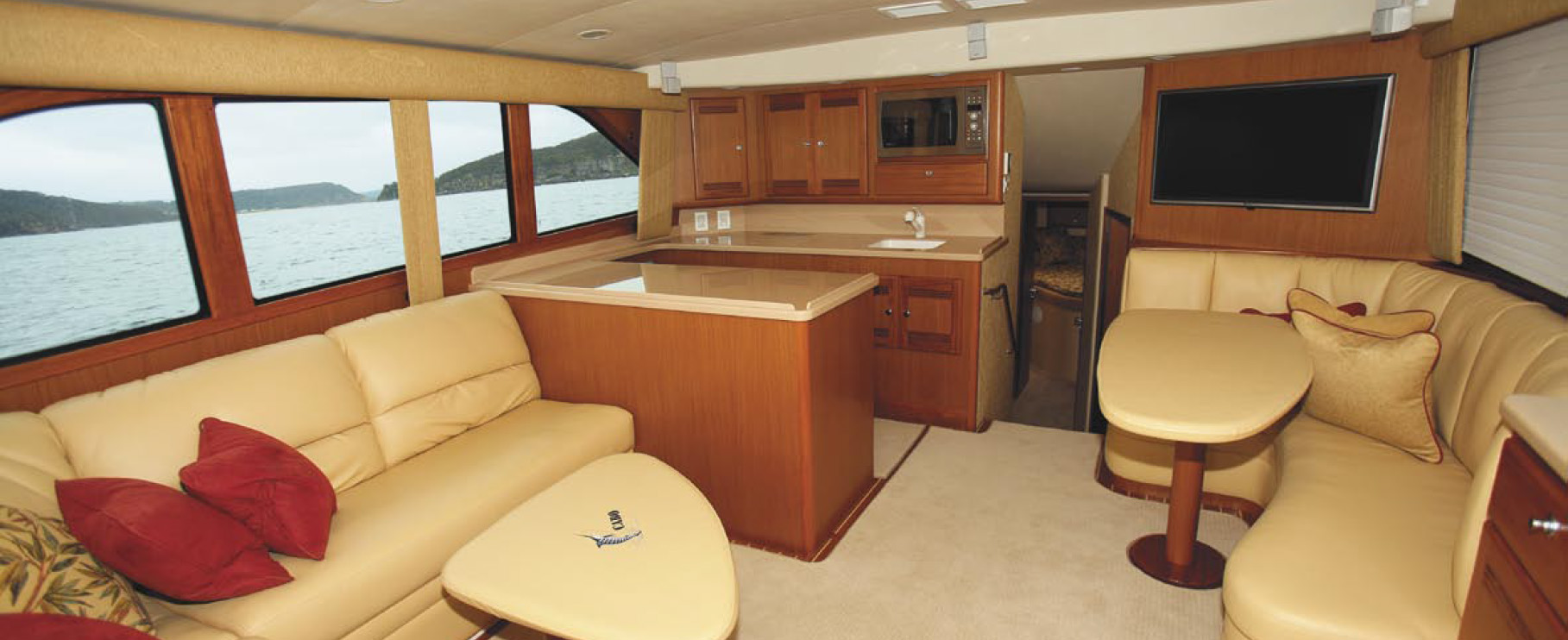 Cabo 48 Flybridge Sportfisher for sale