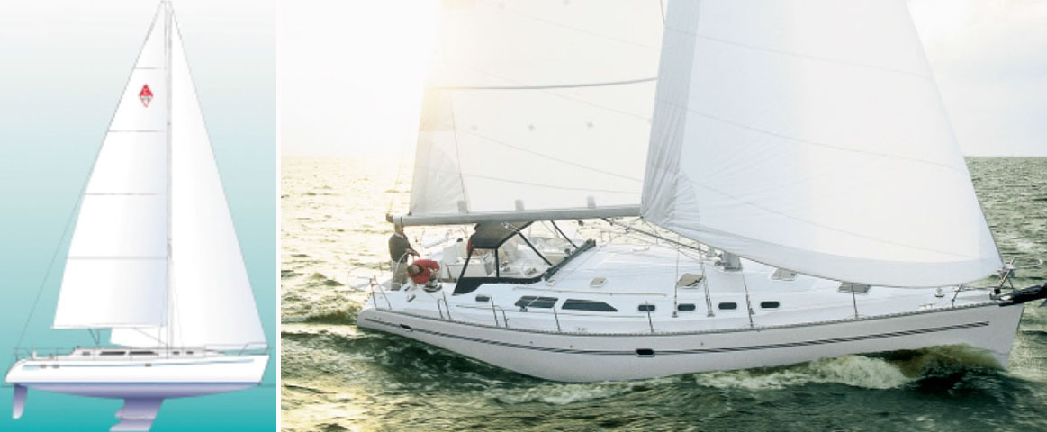 Catalina 470 Sailboat for sale