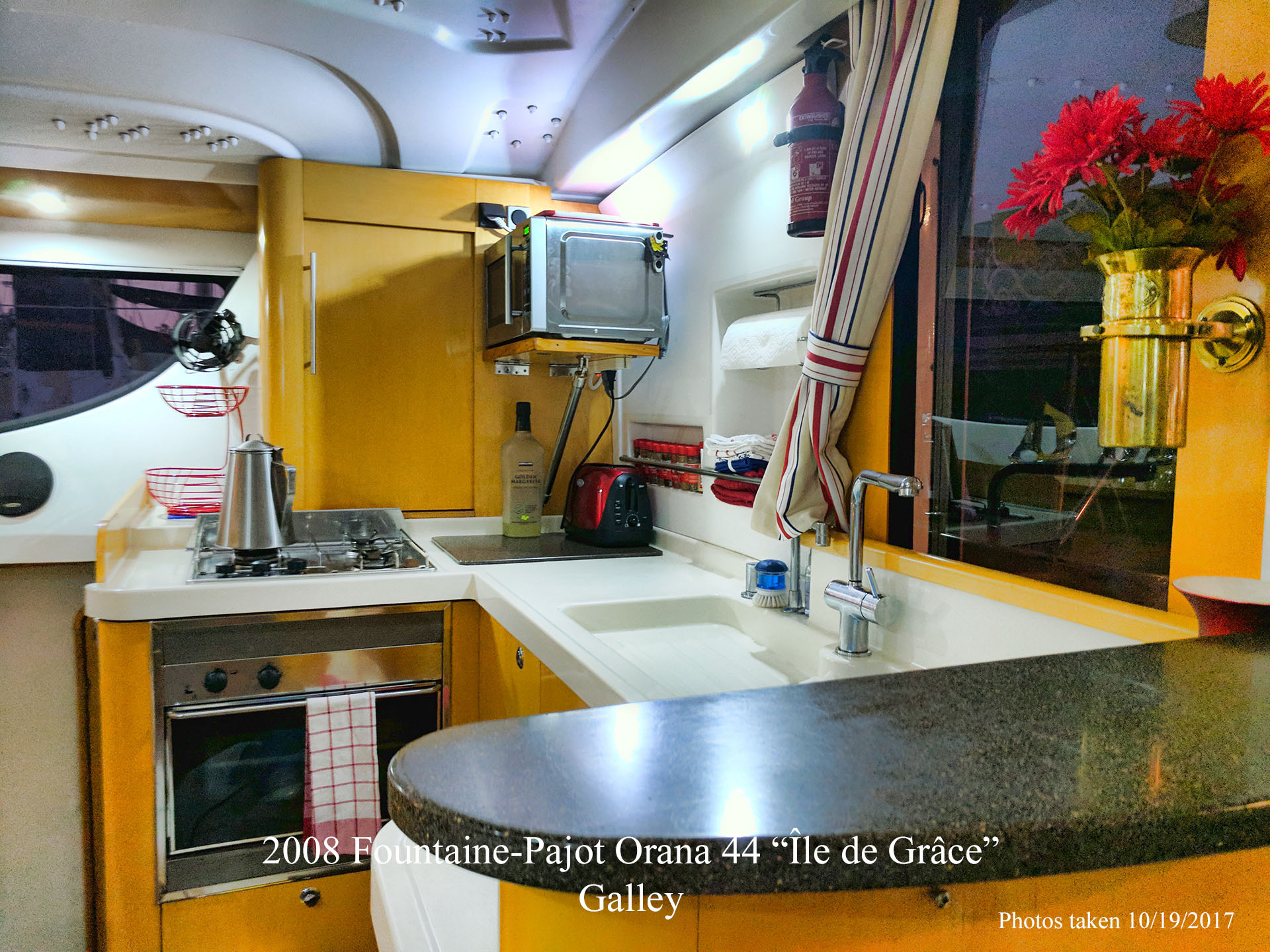 Fountaine Pajot Orana 44 Catamaran for sale in the United States