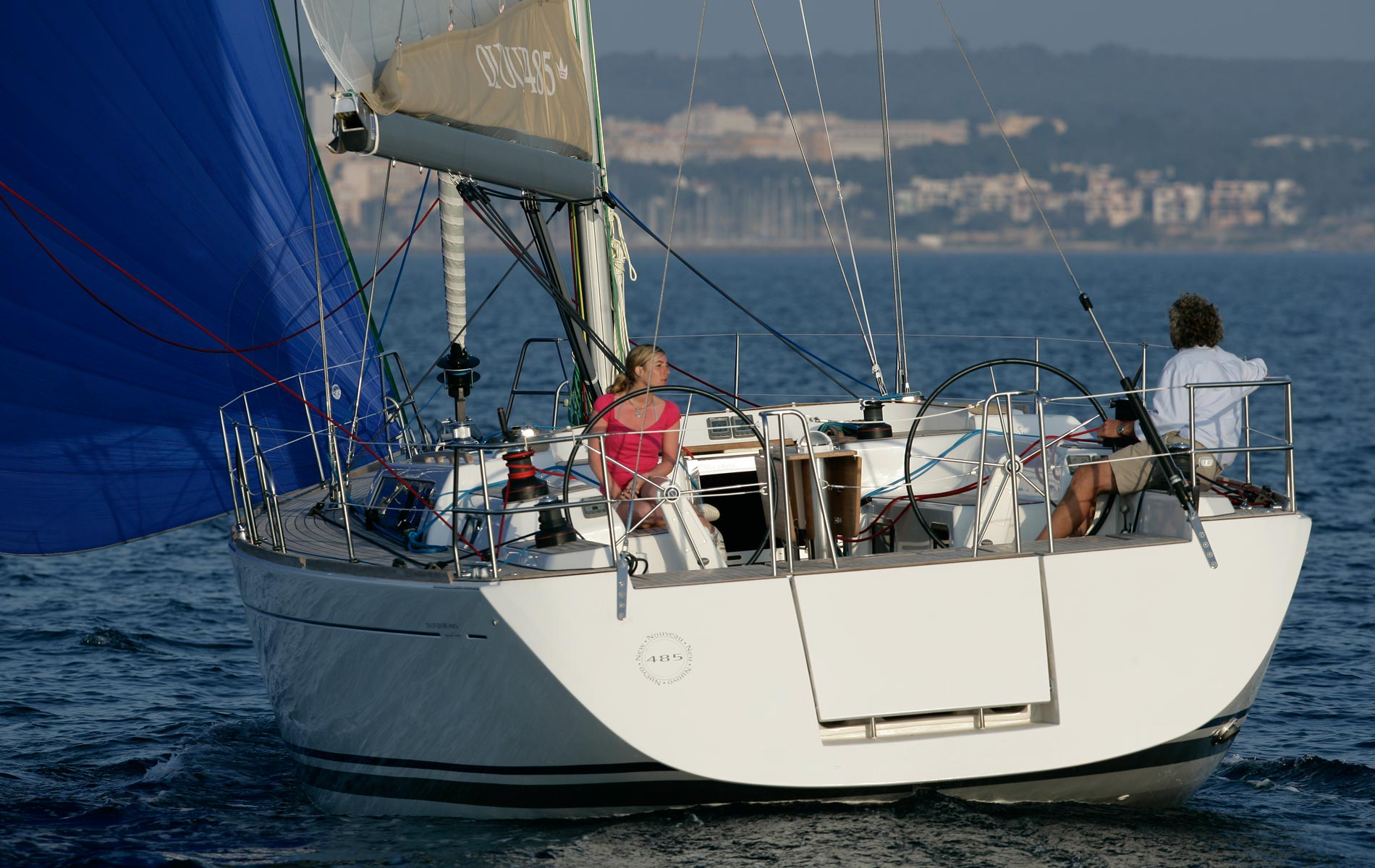Dufour 485 Grand Large Sailboat for sale
