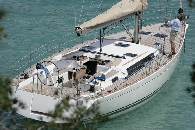 Dufour 485 Grand Large for sale