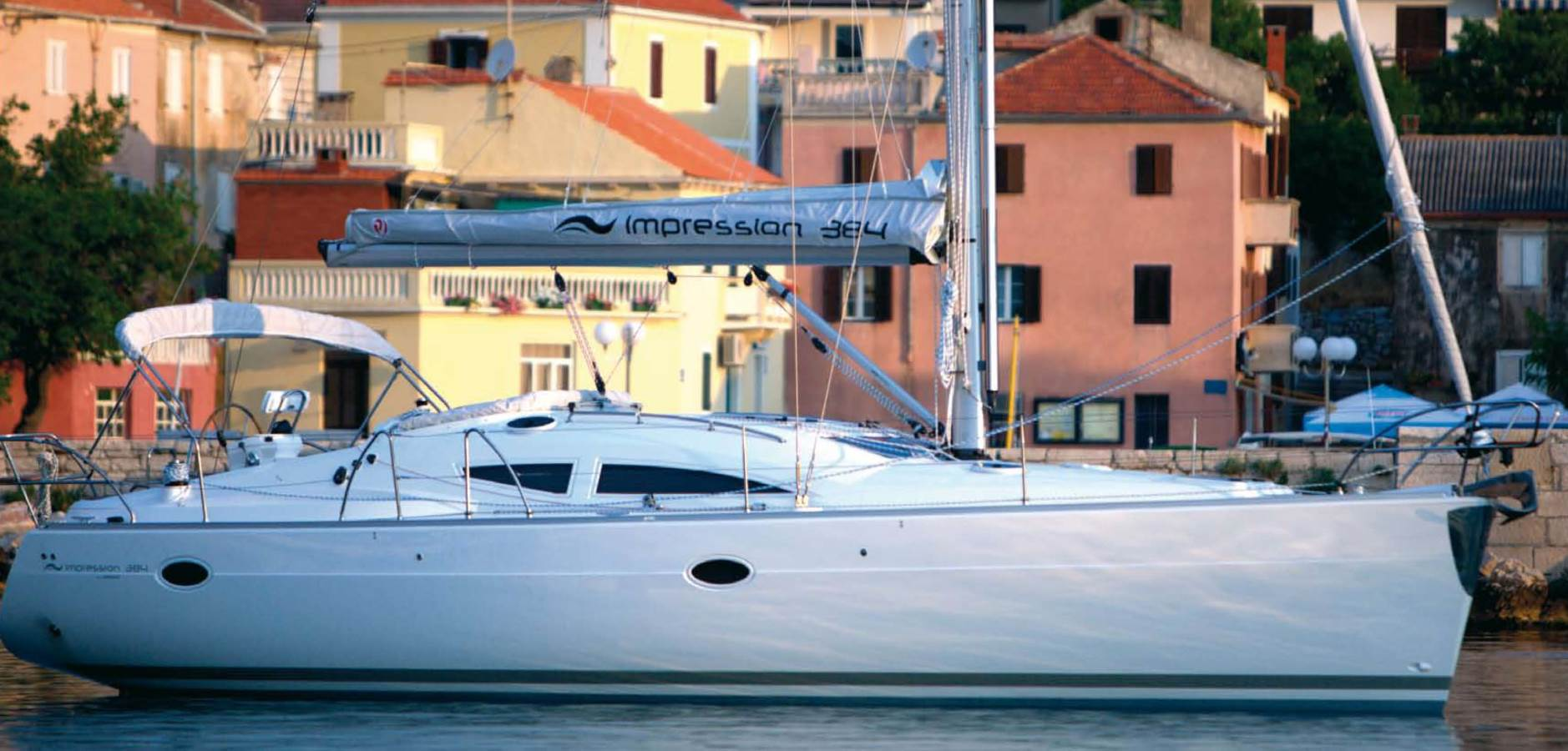 Elan Impression 384 Sailboat for sale