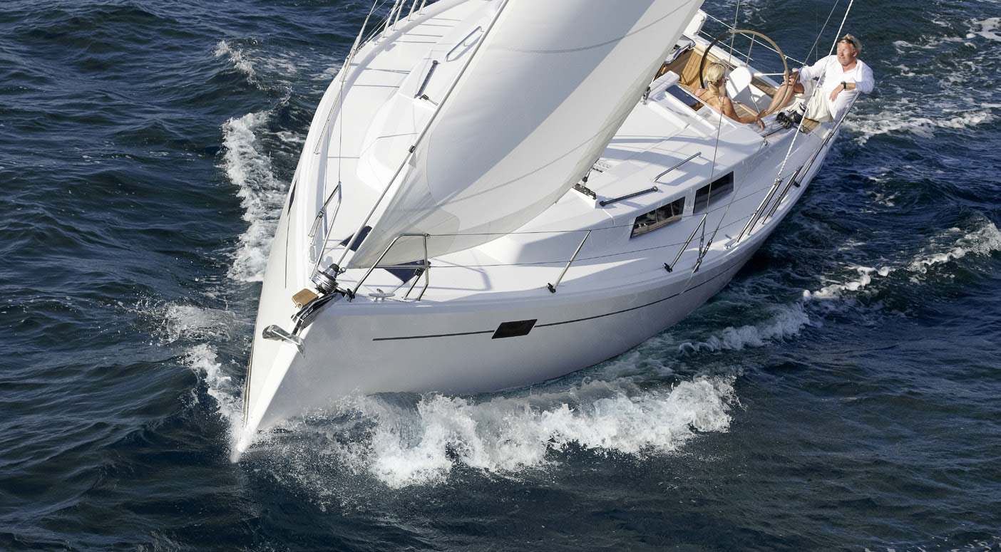 Hanse 385 Sailboat for sale in California