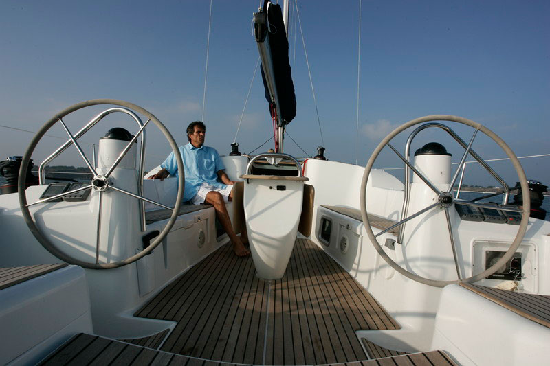 Jeanneau 42i for sale