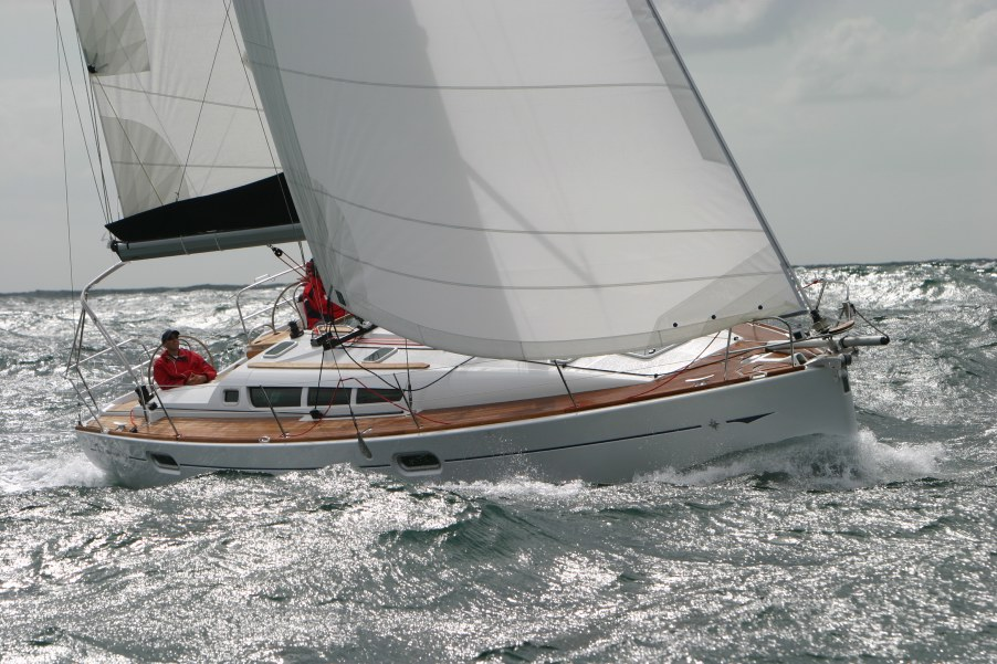 Jeanneau 42i for sale California