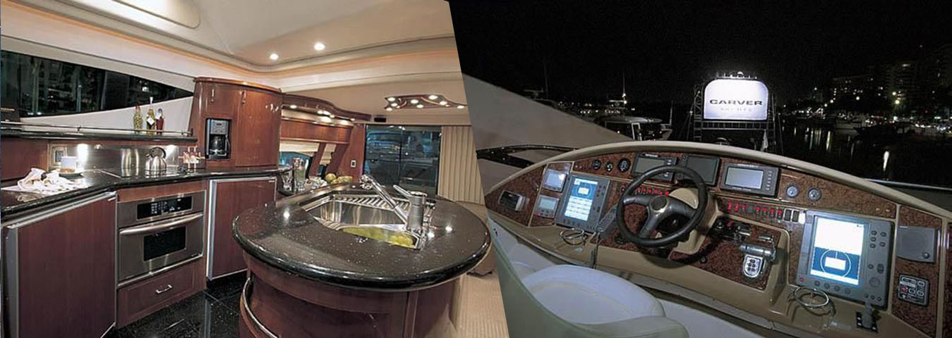 Marquis 59 Pilothouse for Sale