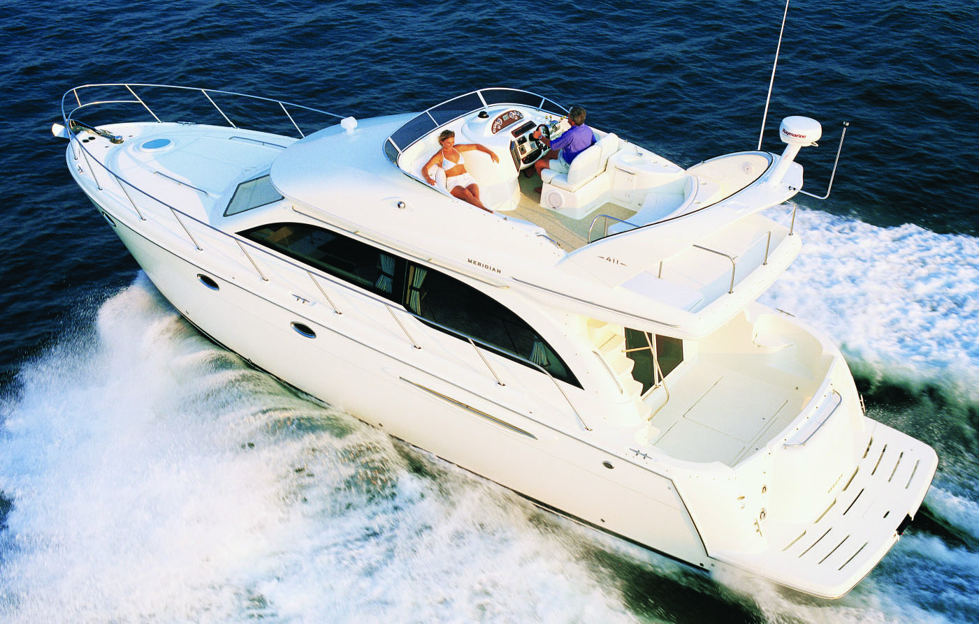 Meridian 411 Yacht for sale