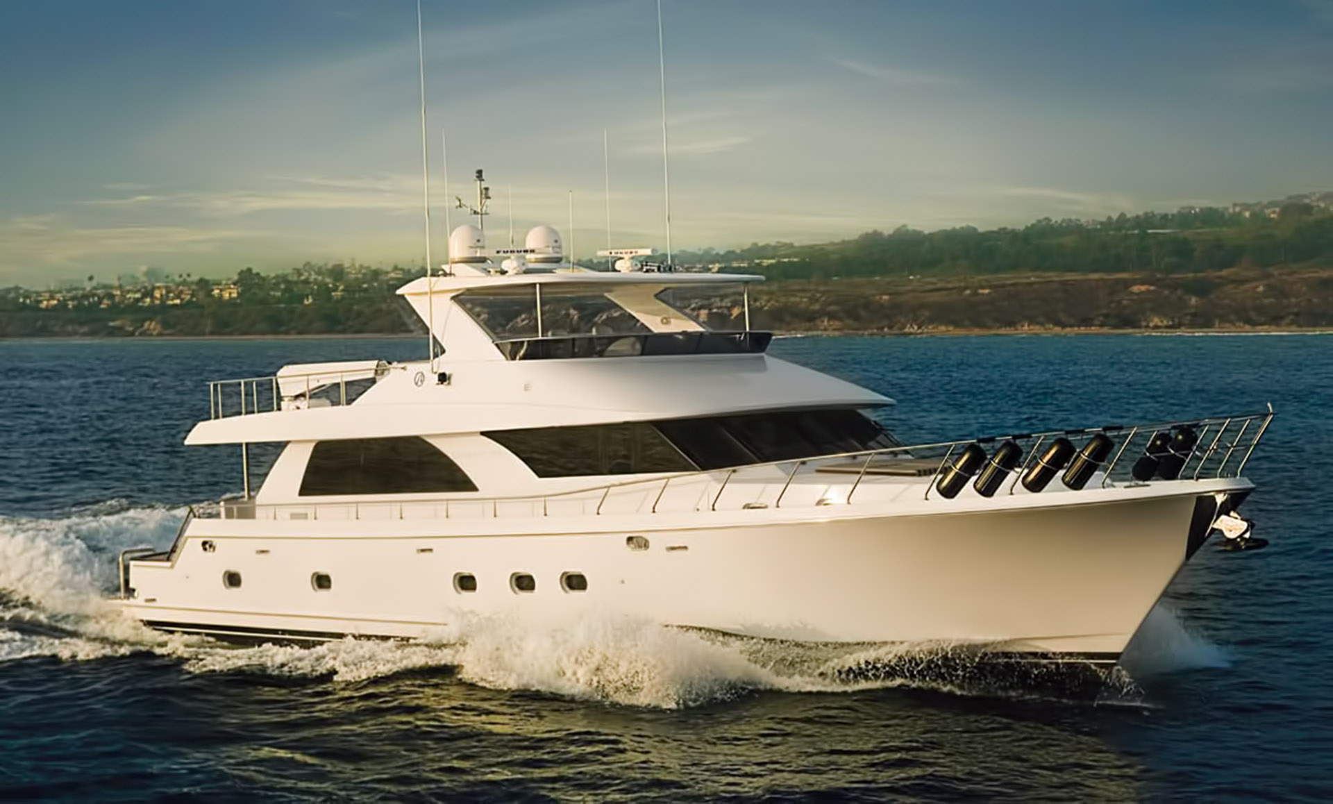 Ocean Alexander 80 Yacht for Sale