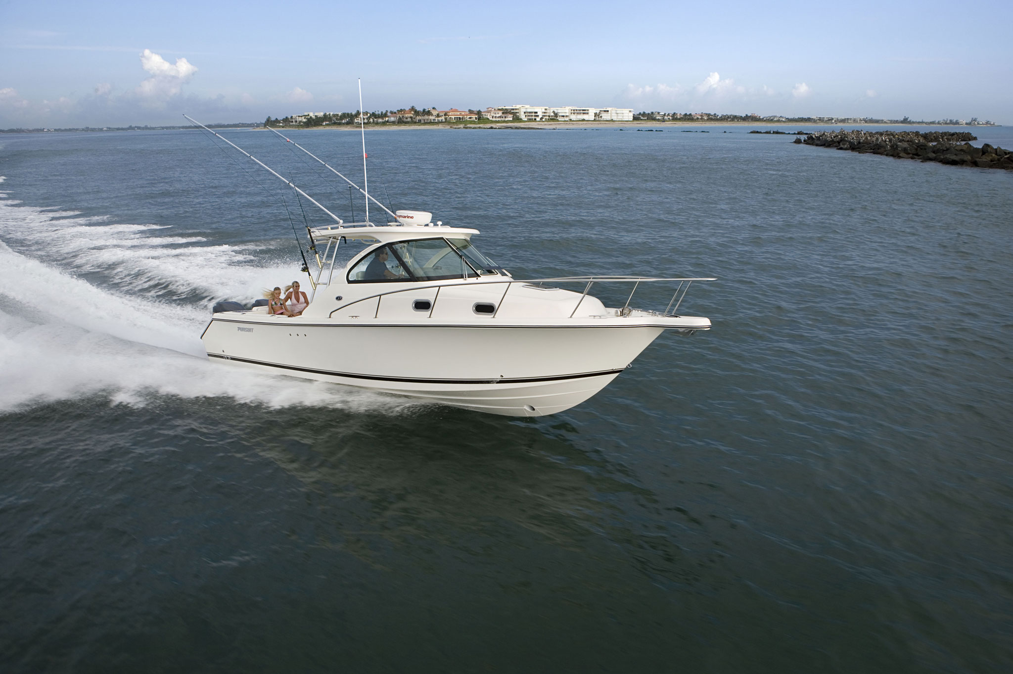 2014 Purcuit Offshore 315 for sale