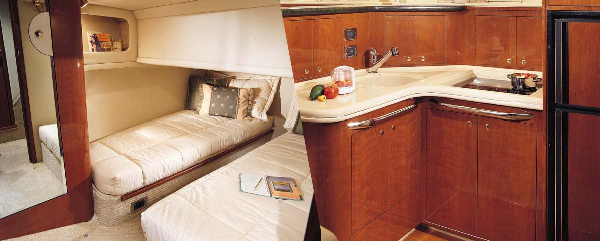2003 Sea Ray 480 Motor Yacht