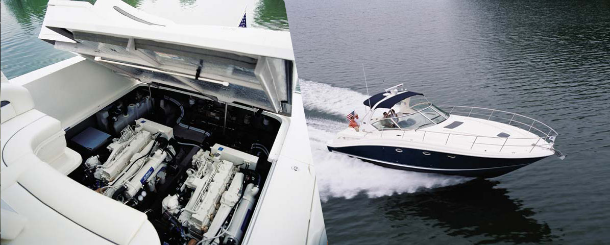 Sea Ray 420 Sundancer for sale