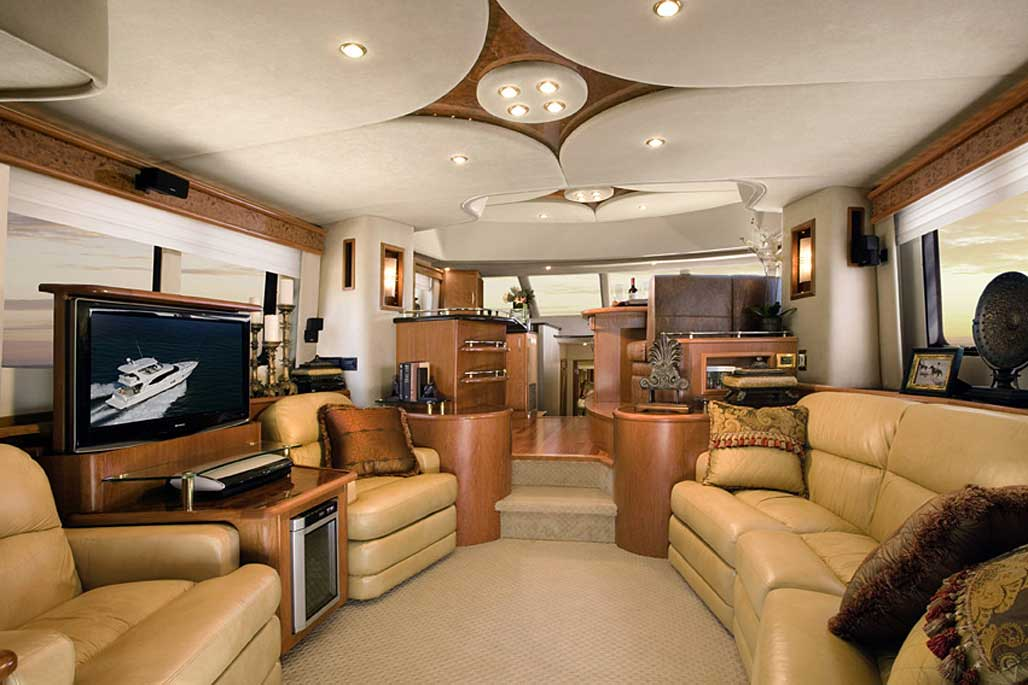 Silverton 52 Ovation Luxury Yacht for sale