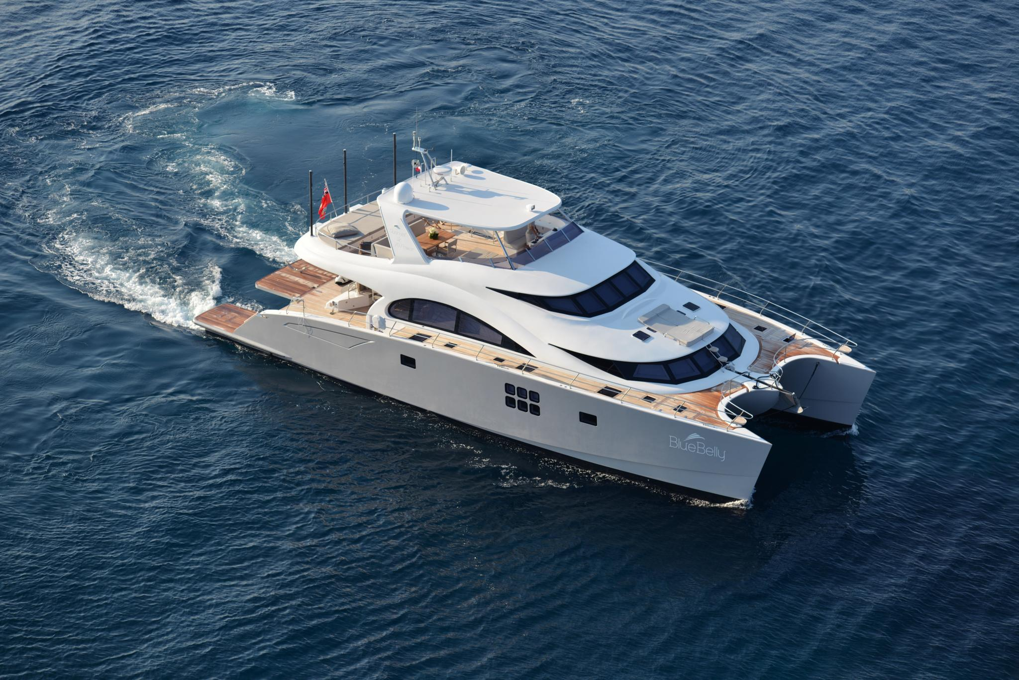 Sunreef Power 70 Catamaran