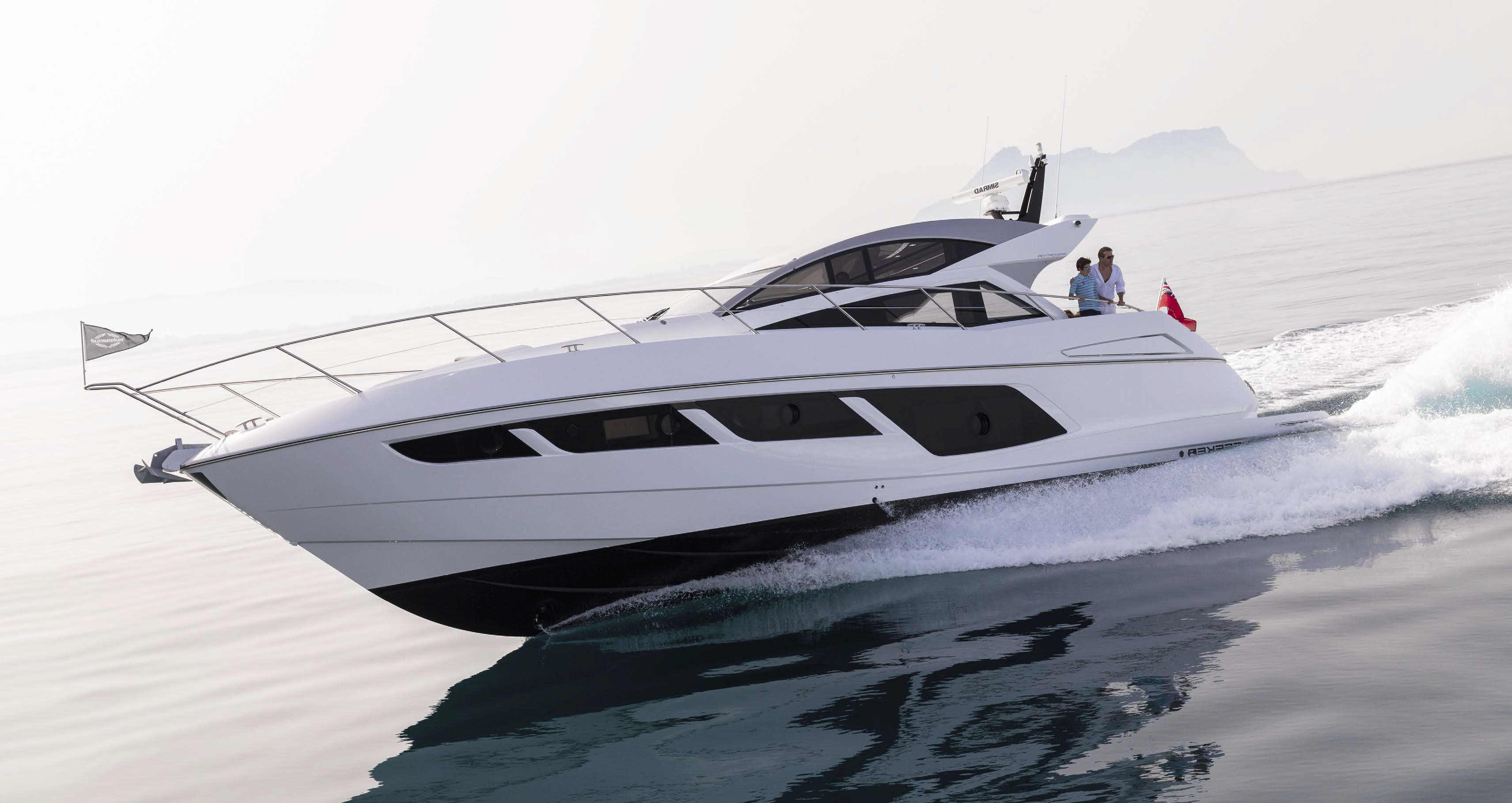 2016 Sunseeker Predator 57 for sale