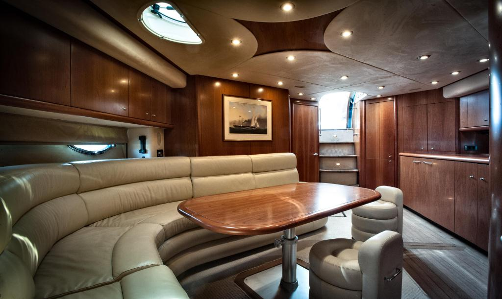 Sunseeker Predator 61 Interior