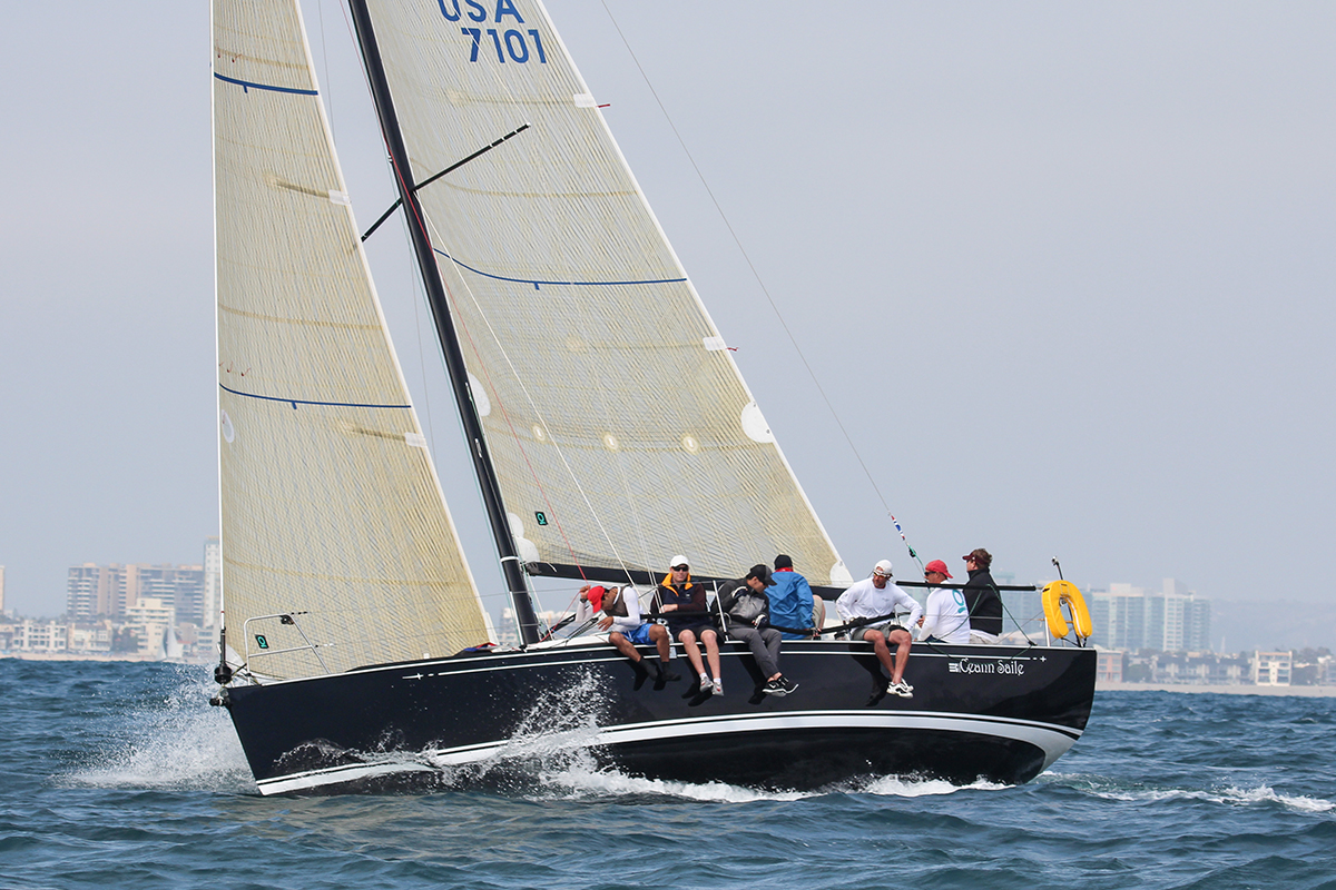 Tartan 101 Racing Sailboat for sale