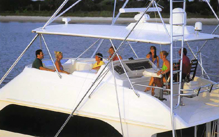 Viking 65 Flybridge