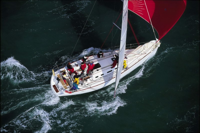Beneteau First 40.7 Racing Sailboat for sale