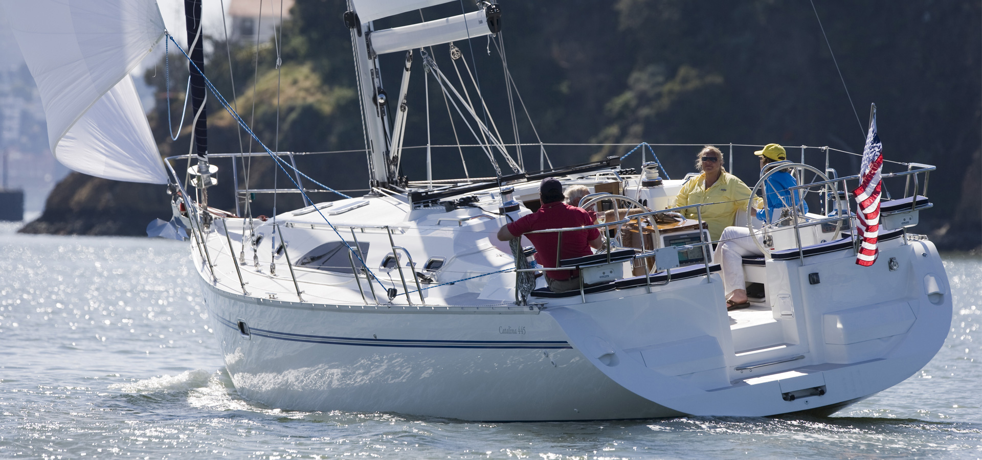 Catalina 445 for sale