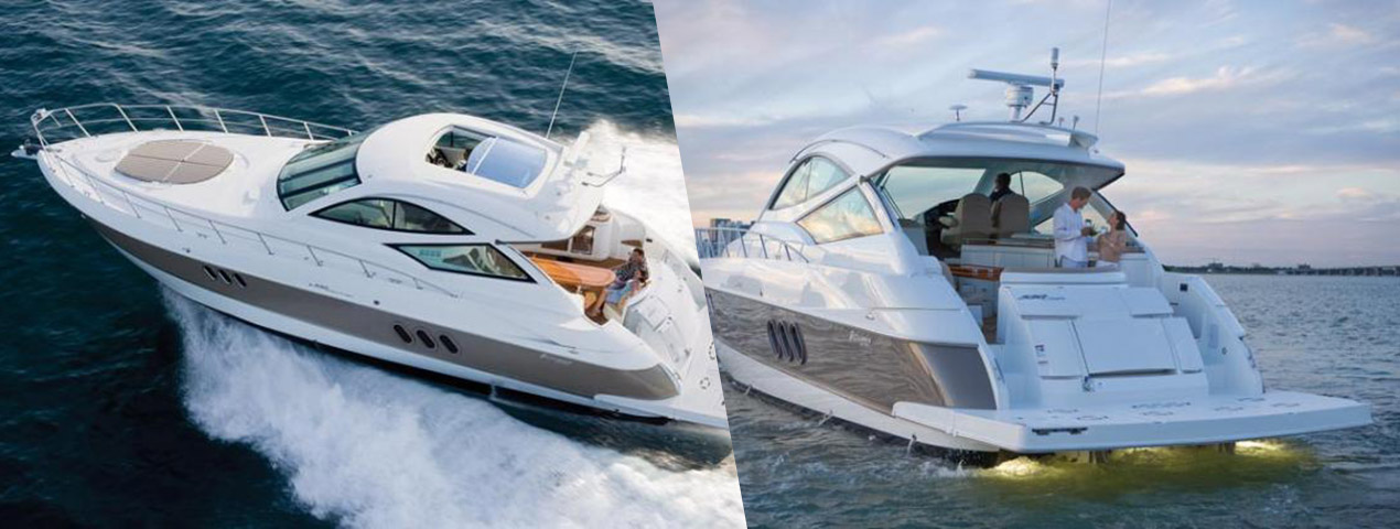 Cruisers Yachts 520 Sports Coupe for sale