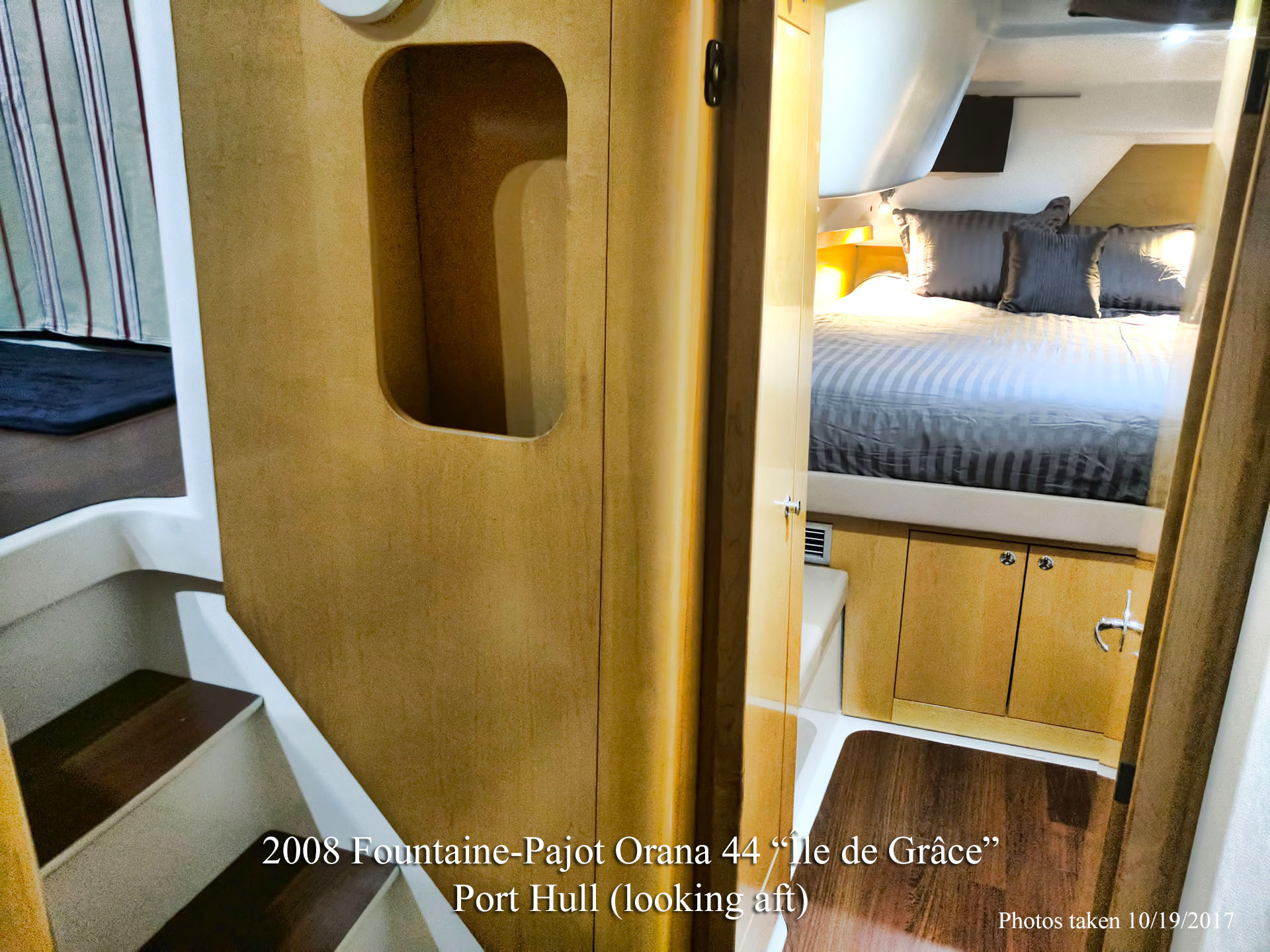 2008 Fountaine Pajot Orana 44 Catamaran for sale in San Diego
