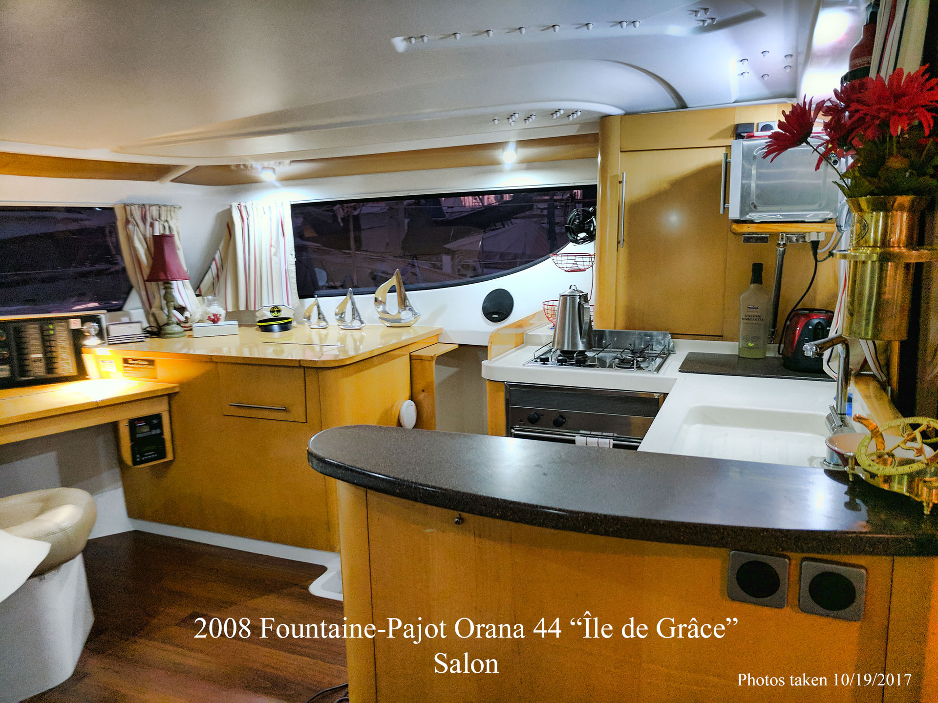 Fountaine Pajot Orana 44 for sale in California