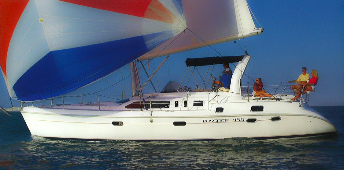 Hunter 450 Passage Sailboat for sale