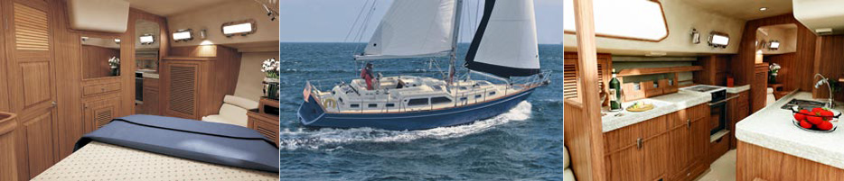 Island Packet 445 Sailboat for sale