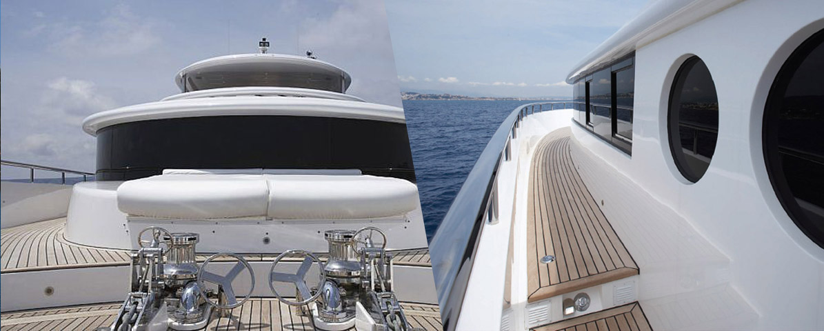 Johnson 105 Motoryacht for sale