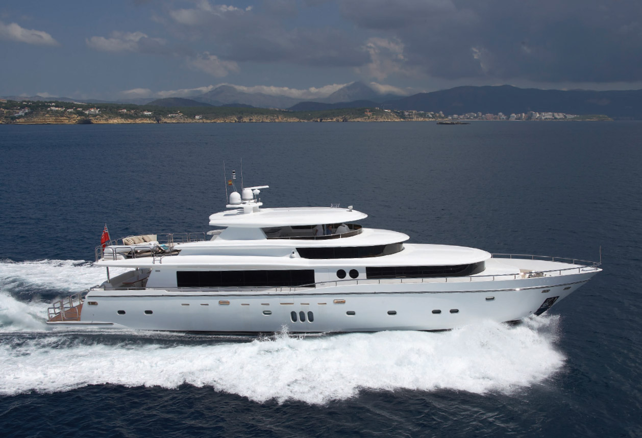 Johnson 105 Motor Yacht for sale