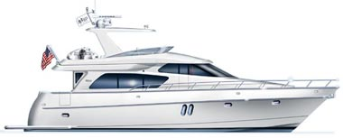 Mckinna 60 Pilothouse profile