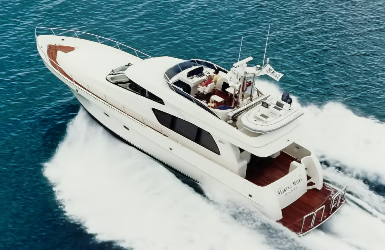 Mckinna 65 Pilothouse for sale