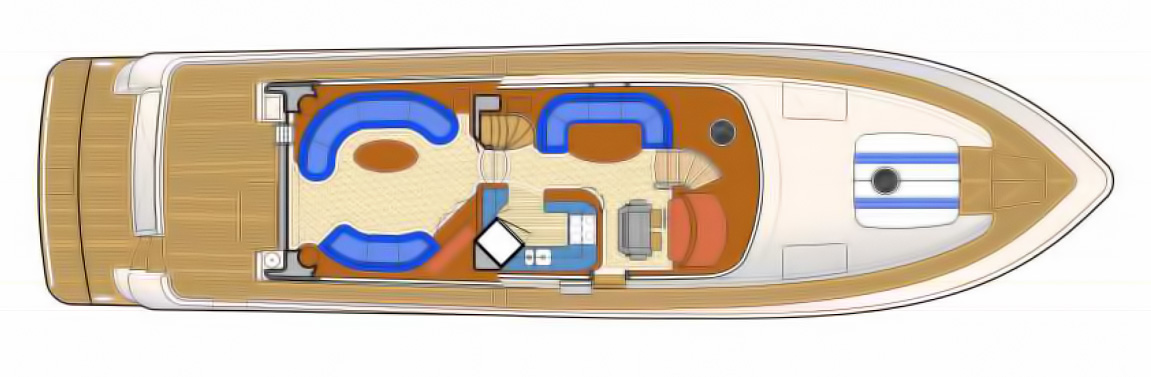 Mckinna 65 Pilothouse Layout 1