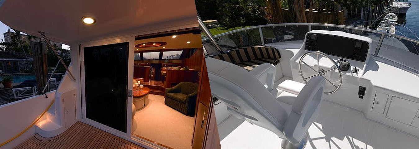 Ocean Alexander 52 Sedan Bridge for sale